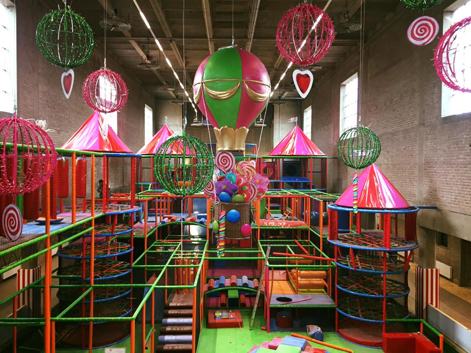 Indoor Playgrounds Amsterdam