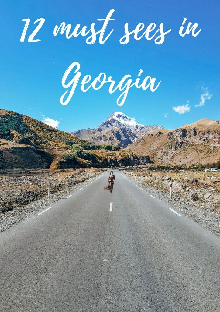 Georgia Pinterest