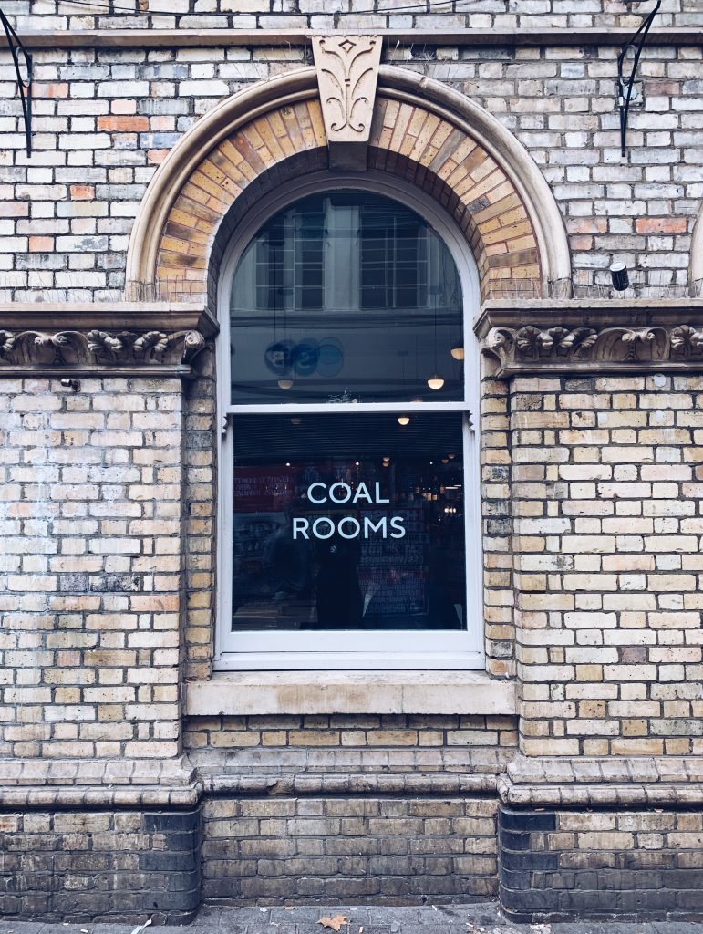 Coal Rooms Peckham | London
