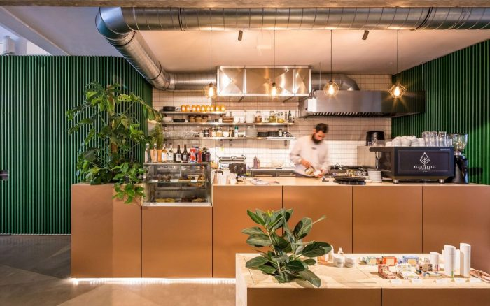 Plantastic's Streetfood Kitchen Rotterdam