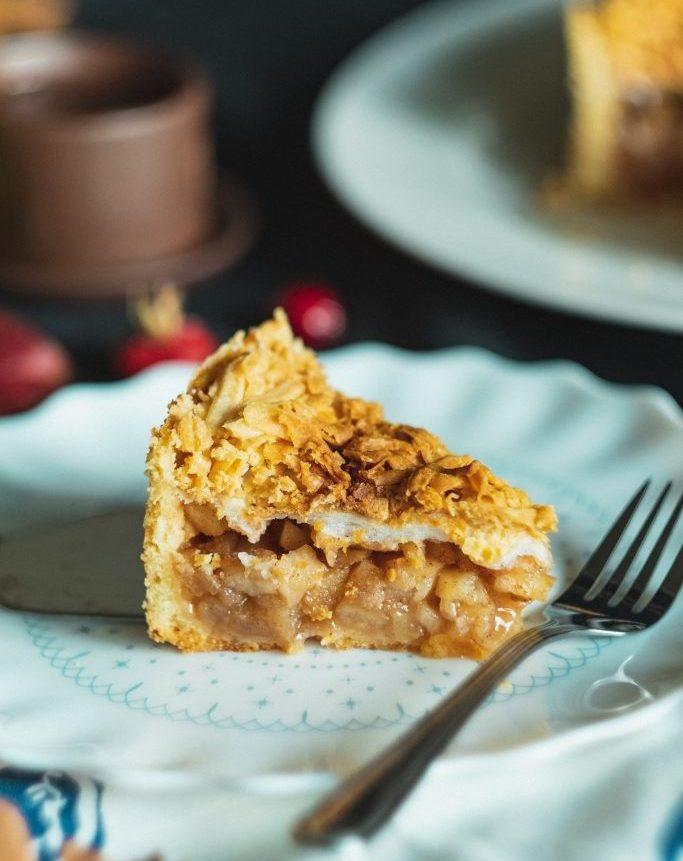 Best Apple Pie in Amsterdam