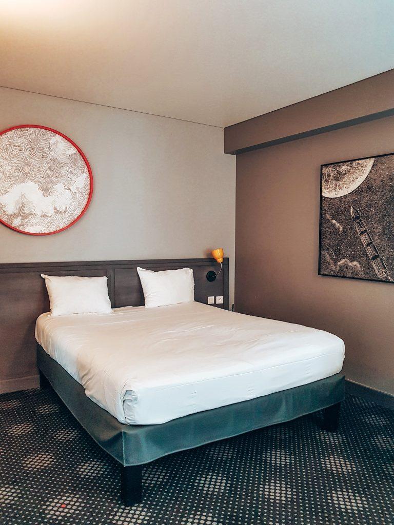 Bedroom ibis styles Montreuil