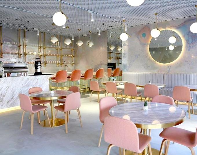 Coffee bar Doha