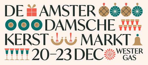 Amsterdamsche Kerstmarkt 2019