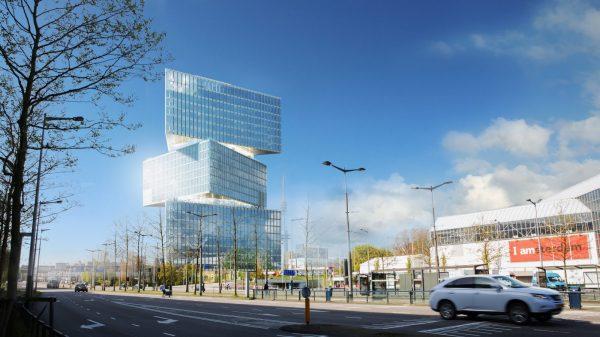 New Hotel nhow Amsterdam Rai