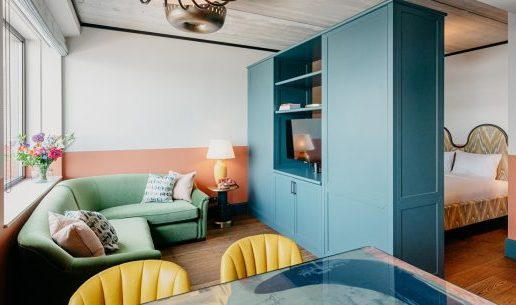 Apartment room in Boat & Co