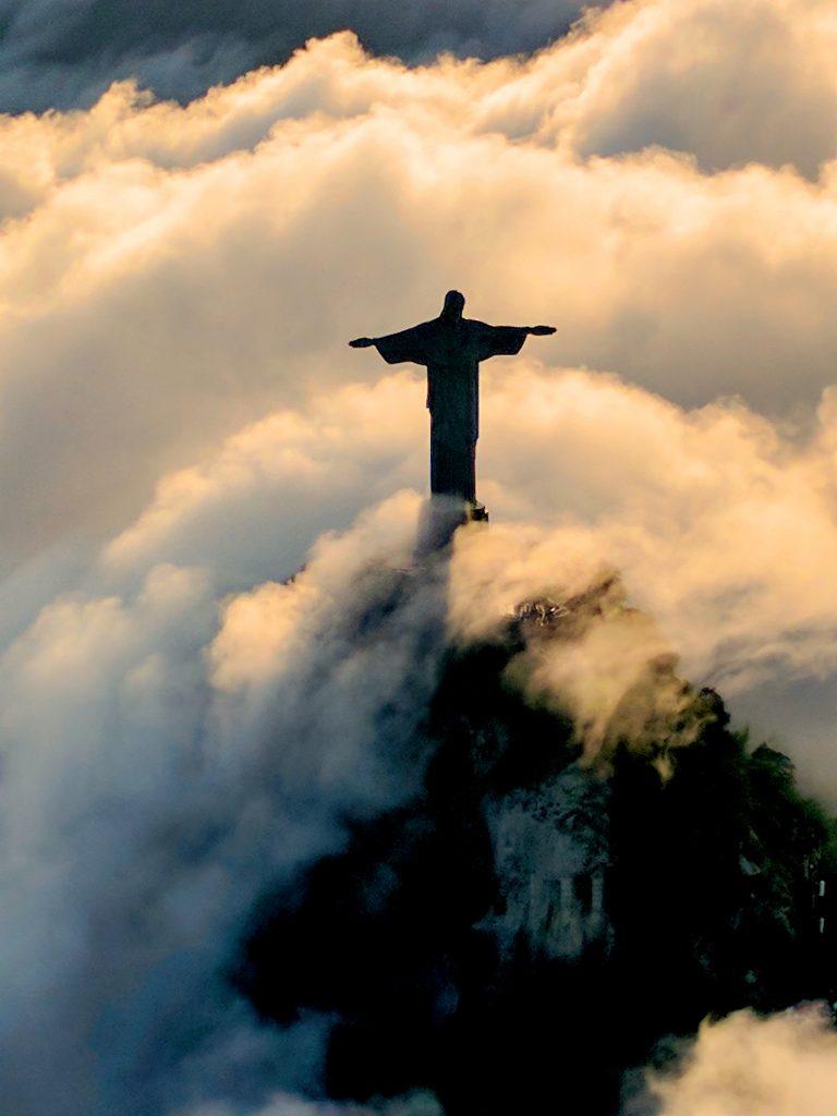 Brasil statue