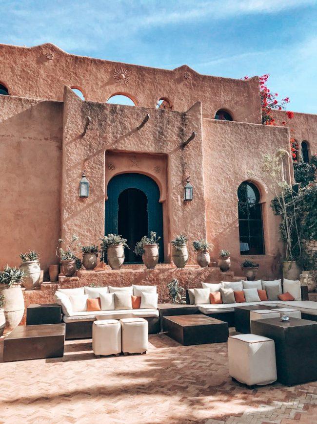Hotel Jardin des Douars in Essaouira, Morocco