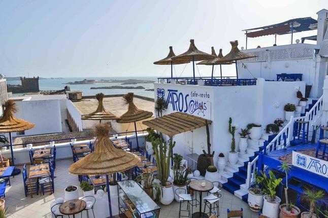Taros Cafe Essaouira