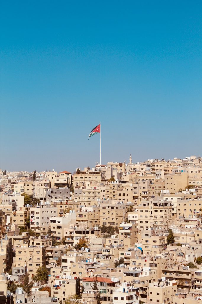 City of Amman, Jordan