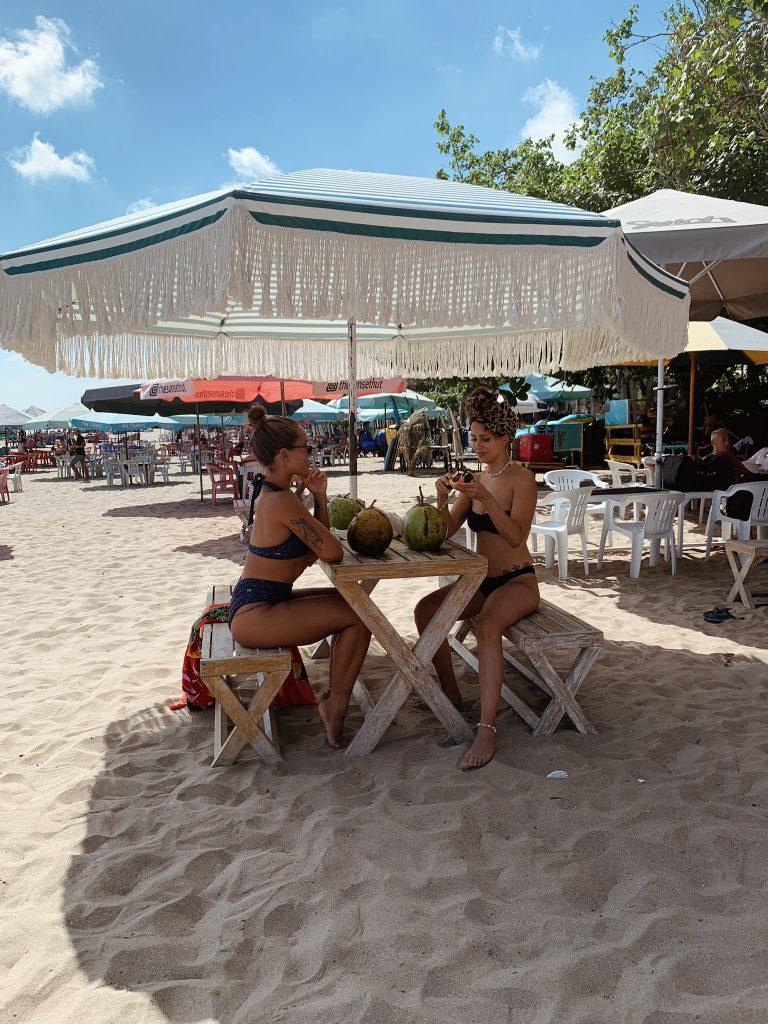 Welike Bali at High Tide