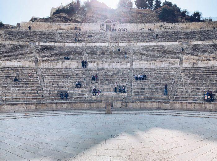 Theatre Amman, Jordan