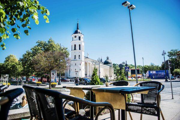 Terrace Vilnius