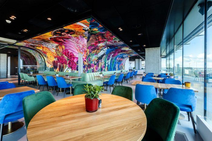 Restaurant nhow Amsterdam