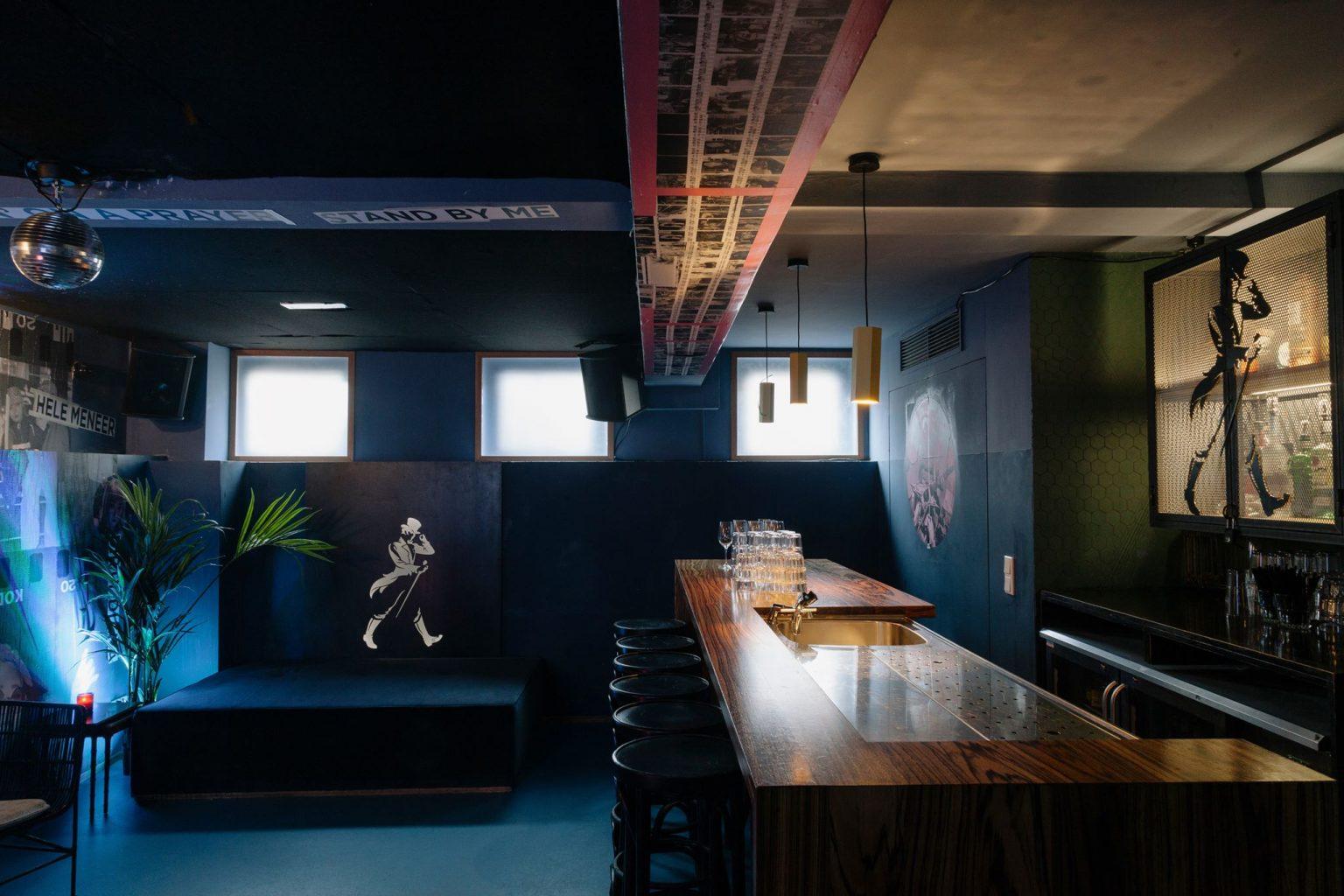 Karaoke in Amsterdam, Chin Chin Club