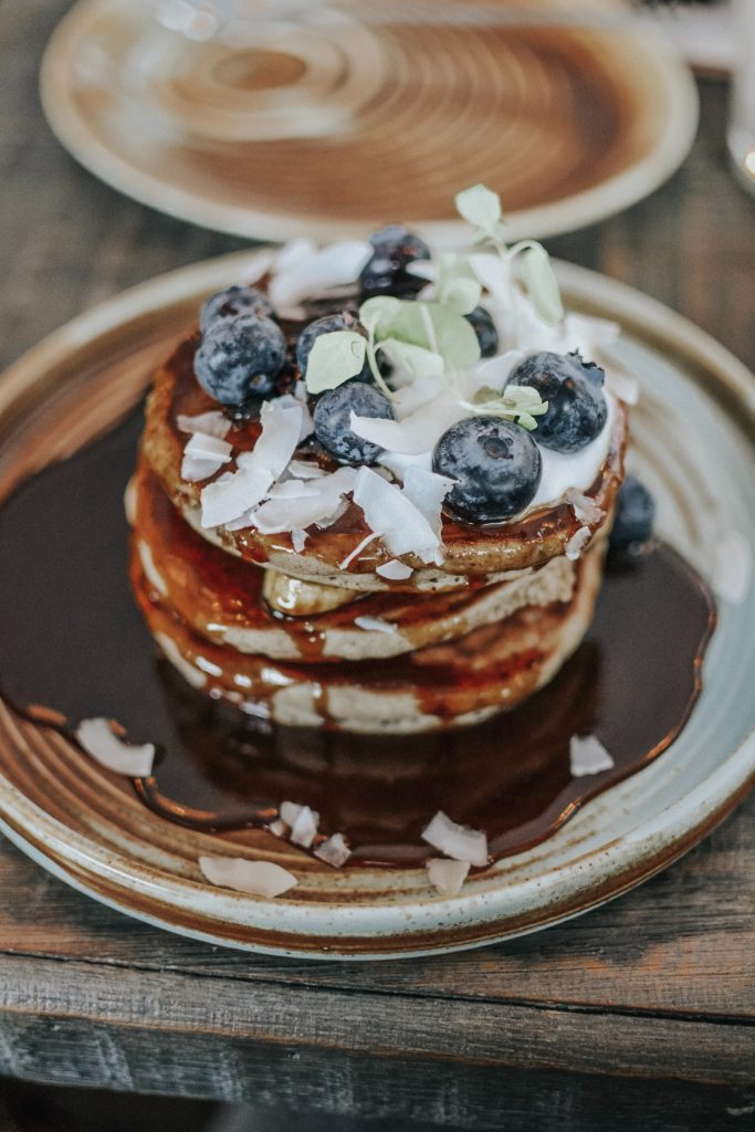 Recipes with pantry, coconut pancakes