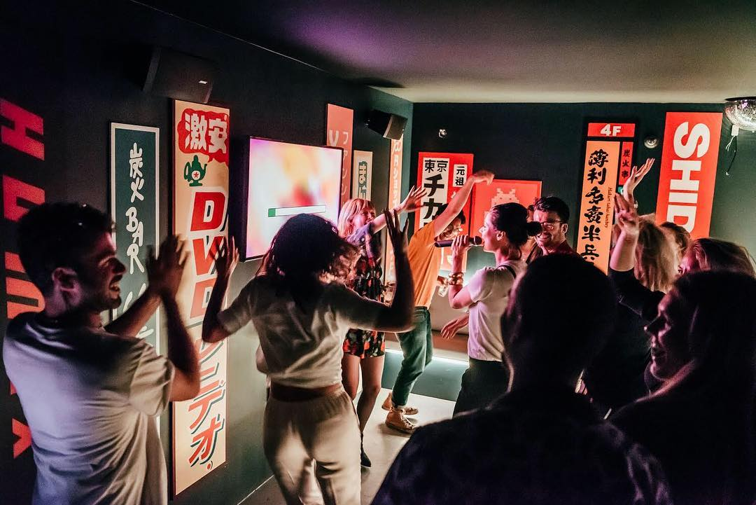 Best Karaoke bars Amsterdam, Duke of Tokyo