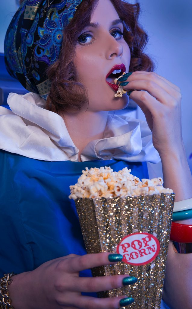 Netflix tips for April, popcorn