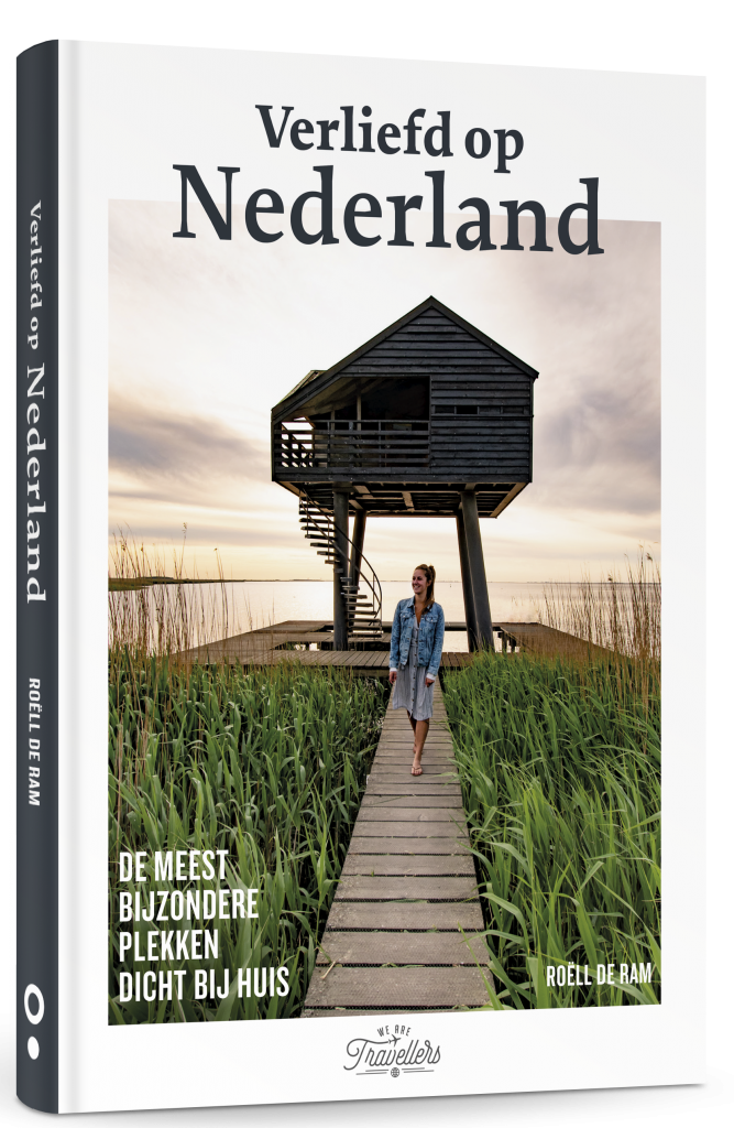 Verliefd op Nederland travel books