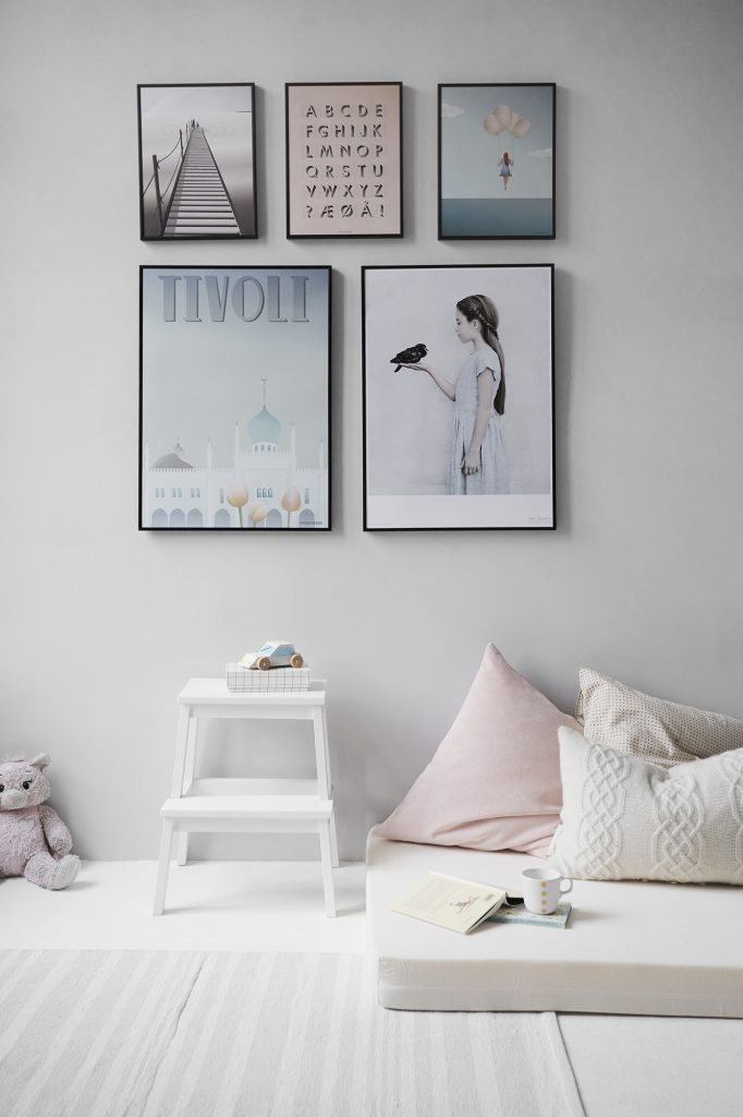 Staycation in your home, living space