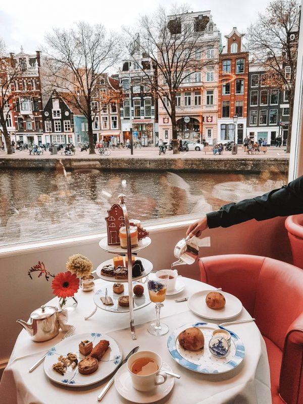 high tea in Amsterdam