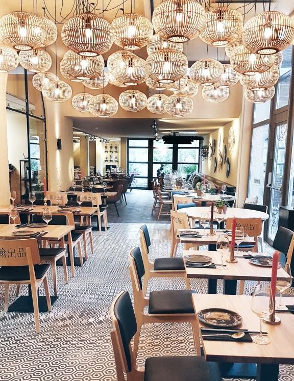Best Asian restaurants in Amsterdam, Umami