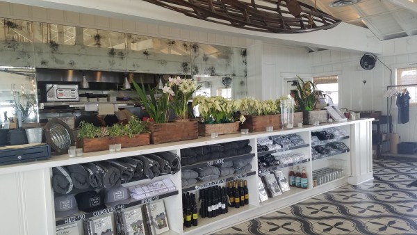 Inside-restaurant Malibu Farm