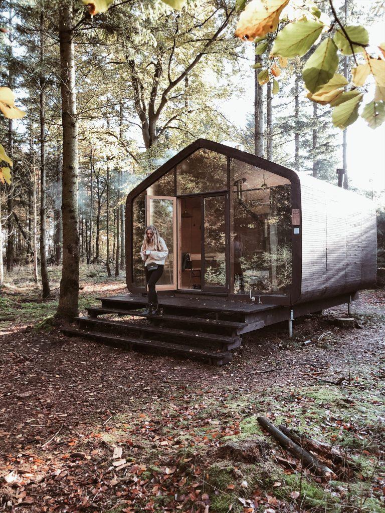 Tiny Houses Nederland, Cabiner