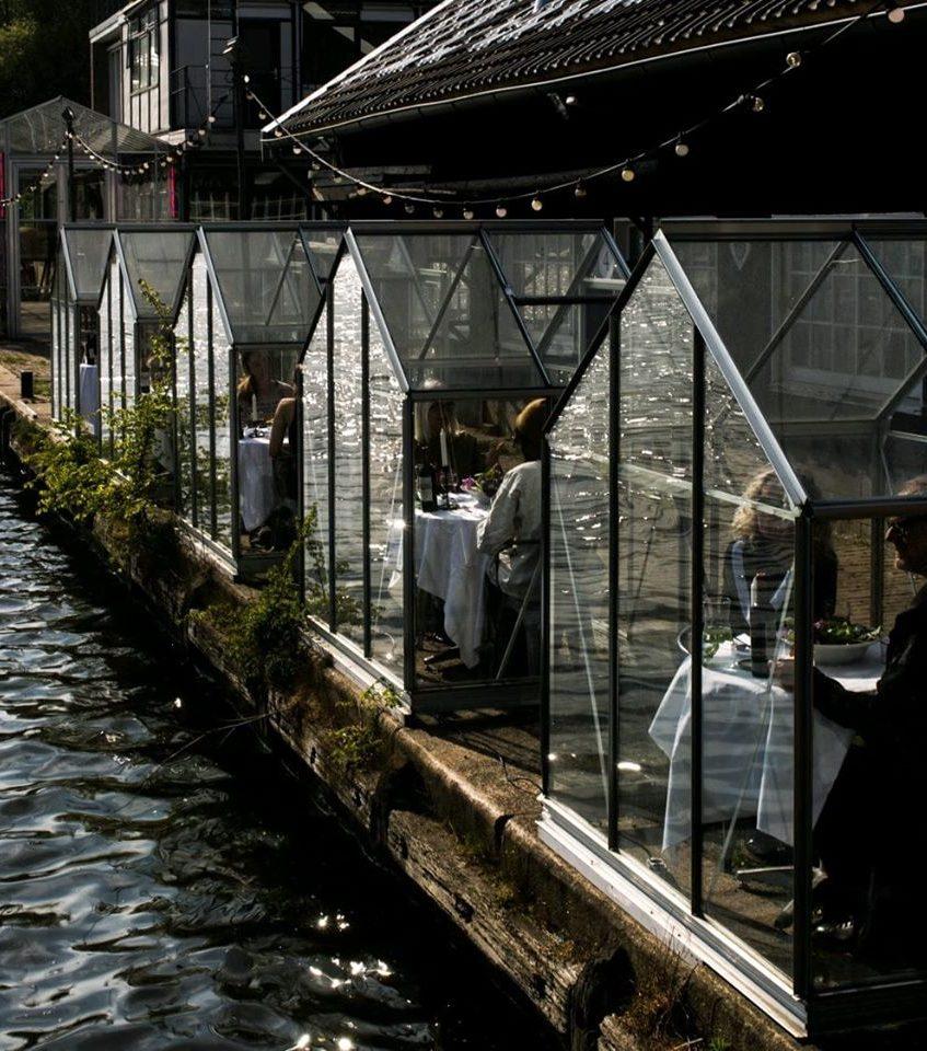 Quarantine dining Amsterdam