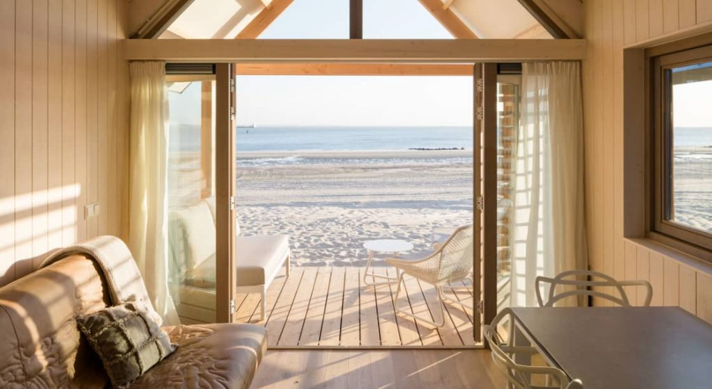 Tiny Houses Nederland, Beachhouse