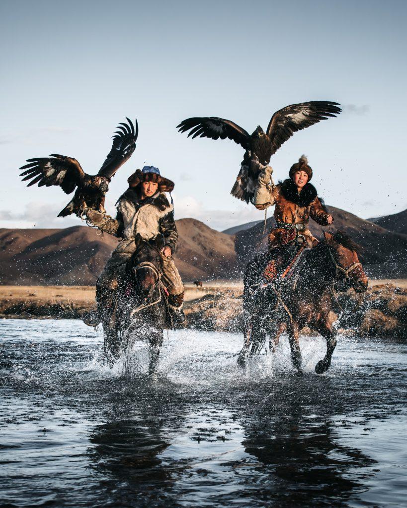 Mongolia-EagleHunters by Jord Hammond