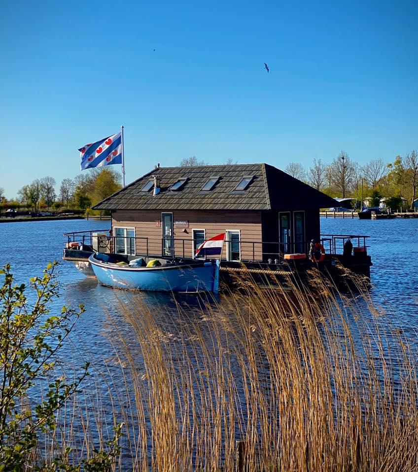 Tiny Houses Netherlands, Vaarhuisje
