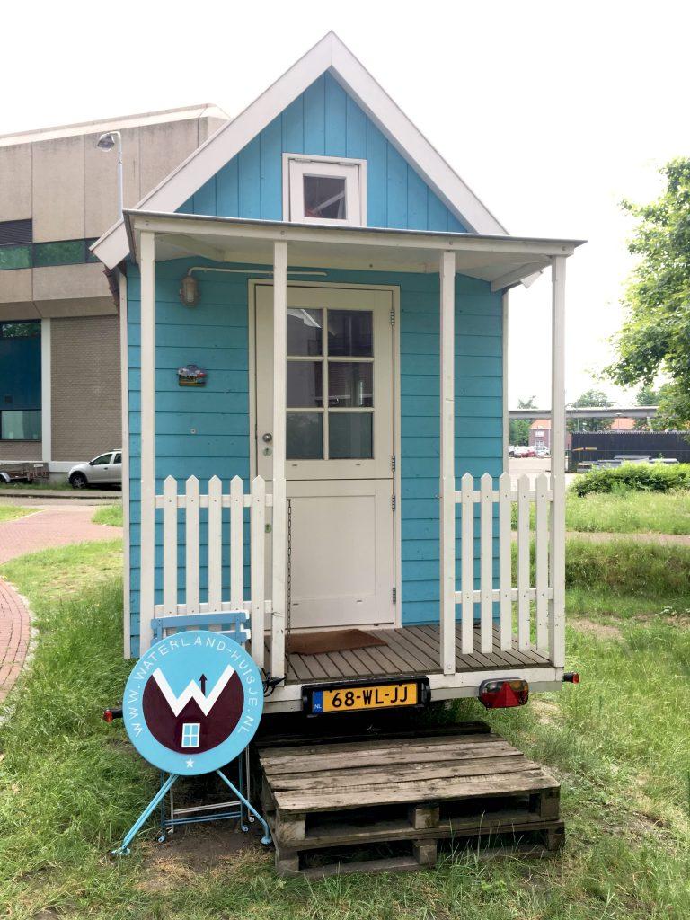 Tiny House, Waterland Huisje Nederland