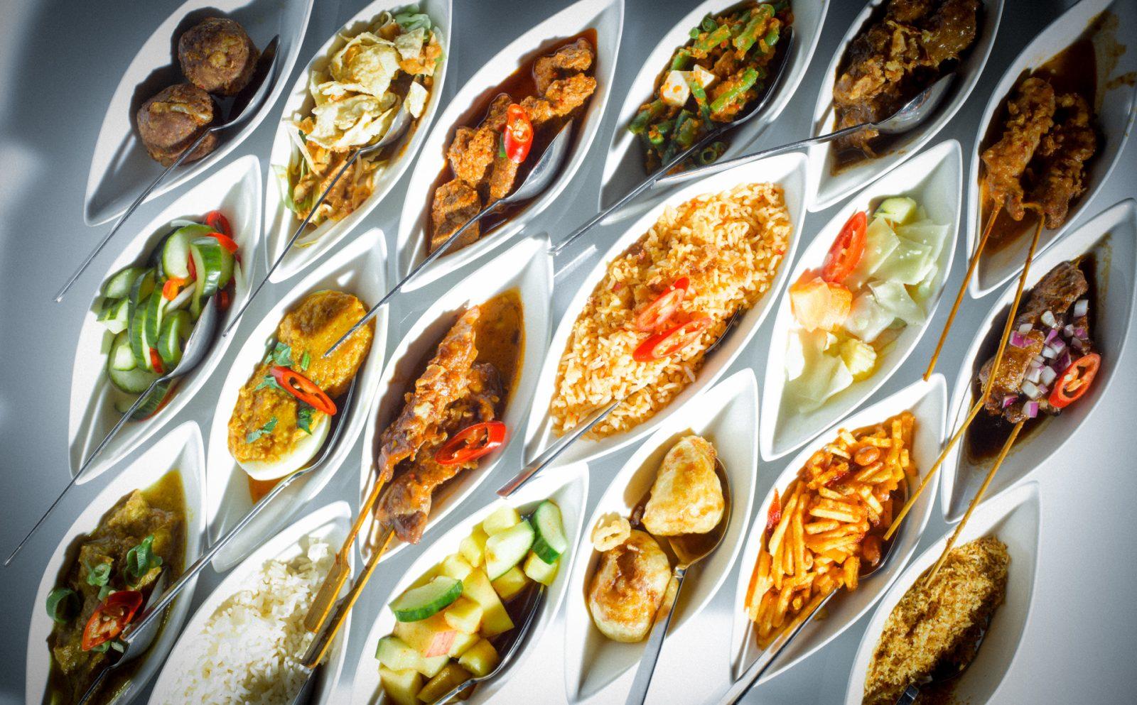 best Asian restaurants in Amsterdam. Blauw