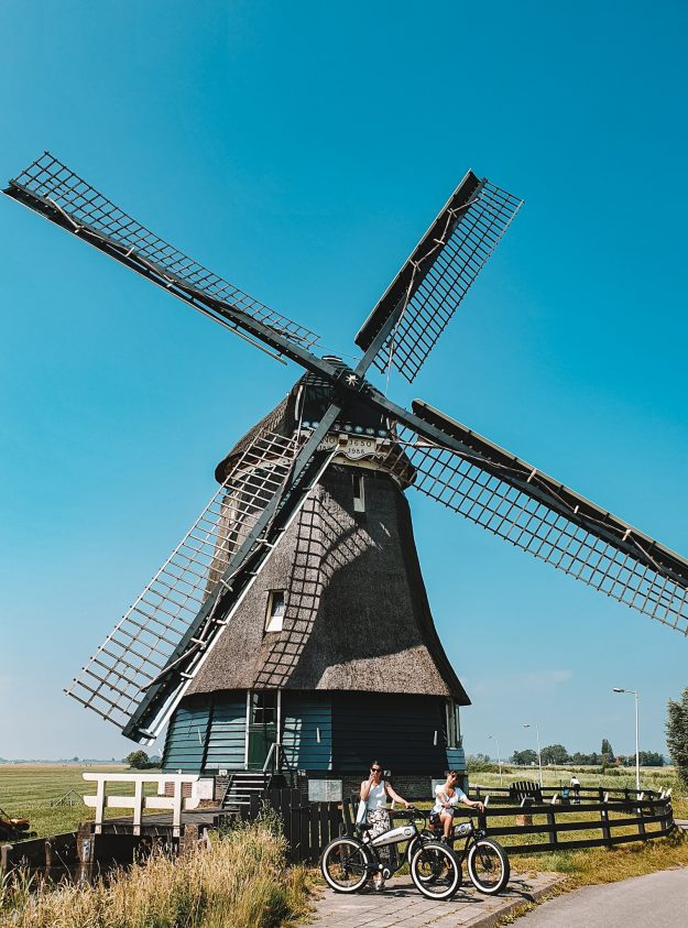 Explore Volendam and surroundings