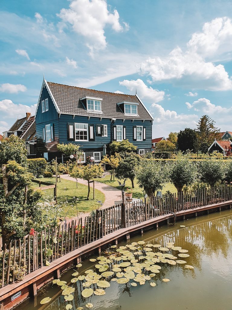 House in Marken, Netherlands
