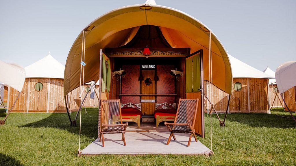 Tent Mystic Tijdloos