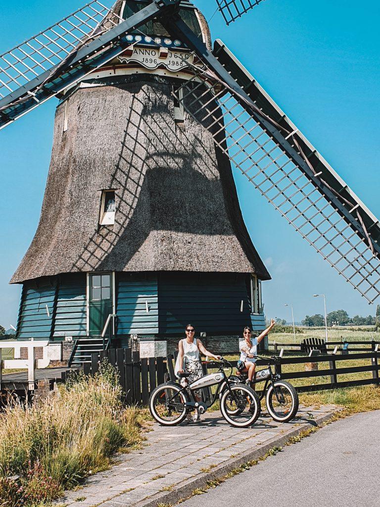 Windmill Volendam