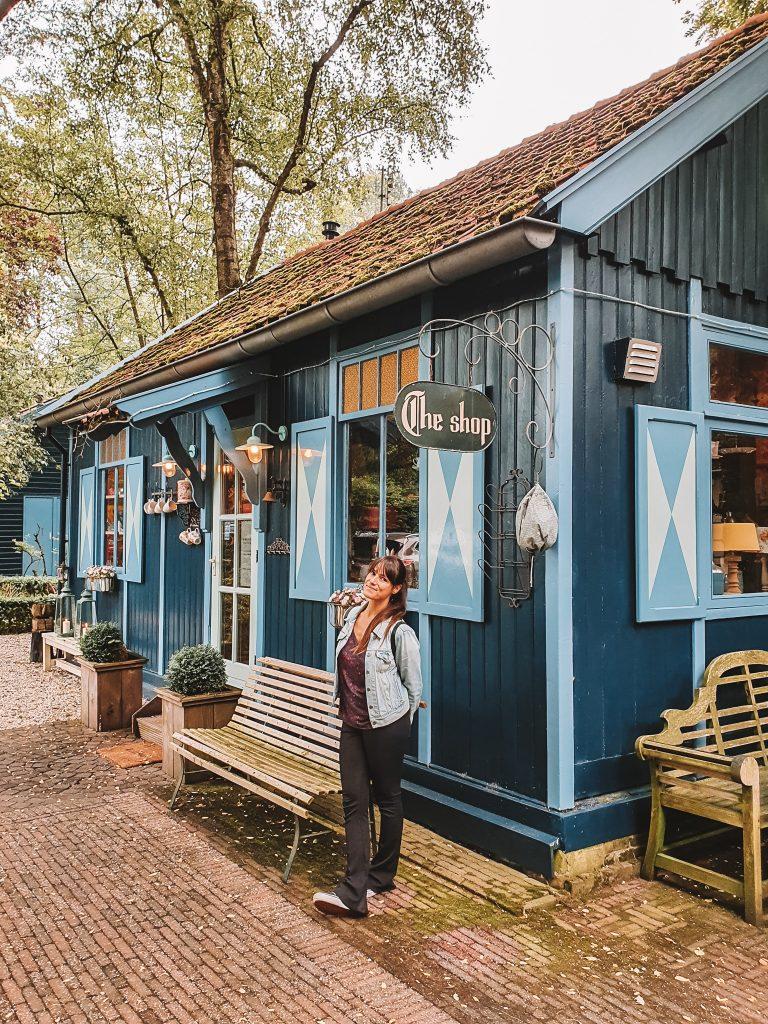 Theehuis Dennenoord, Twente