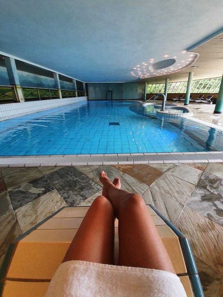 Wellness zwembad de Holtweijde