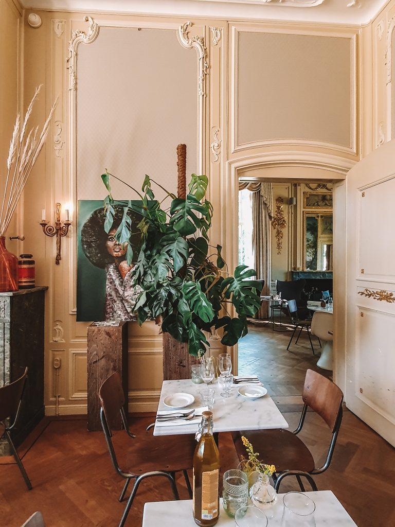 Café Plantage Rococo Velsen Zuid