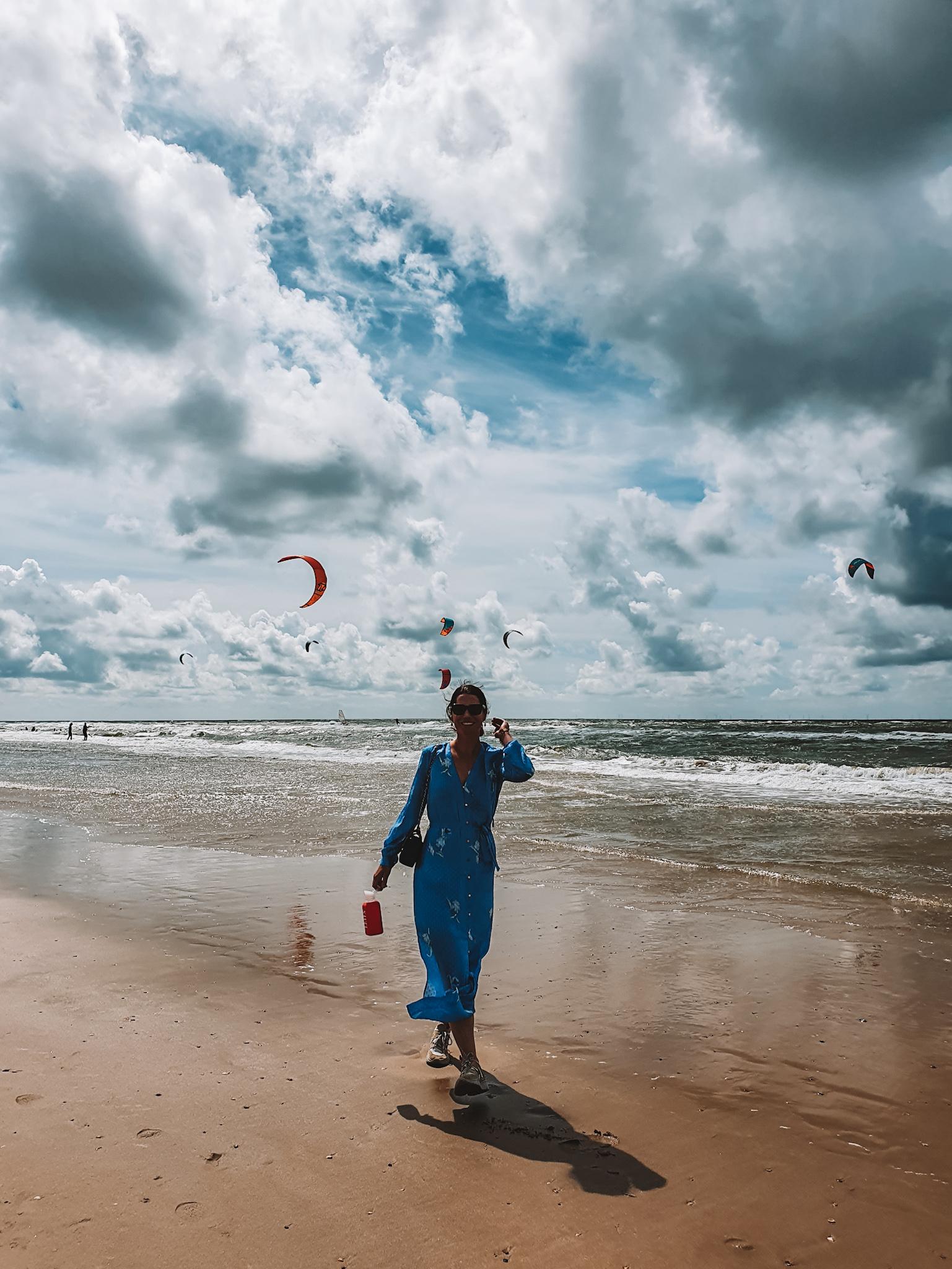 Explore the Dutch coast