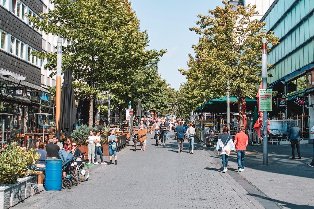 main street Bochum