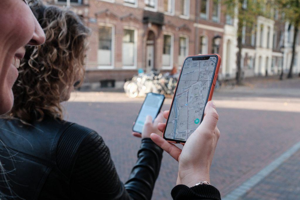 Discover Utrecht, Citychallengemap