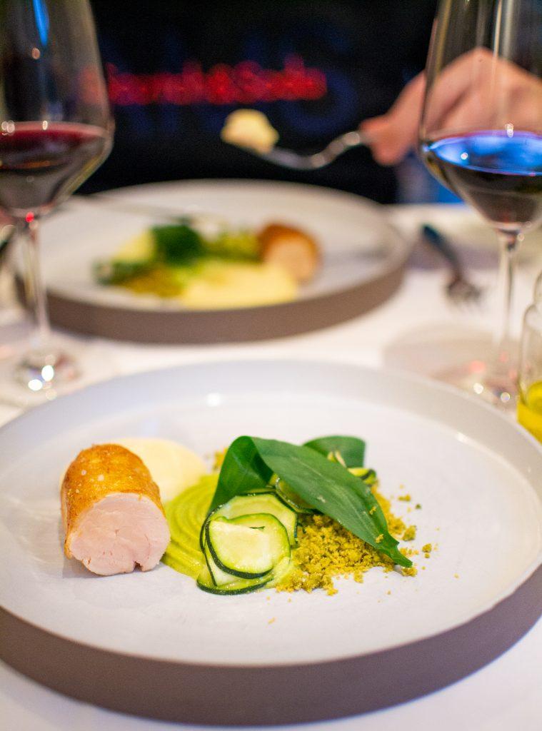 Main course Restaurant Elkaar