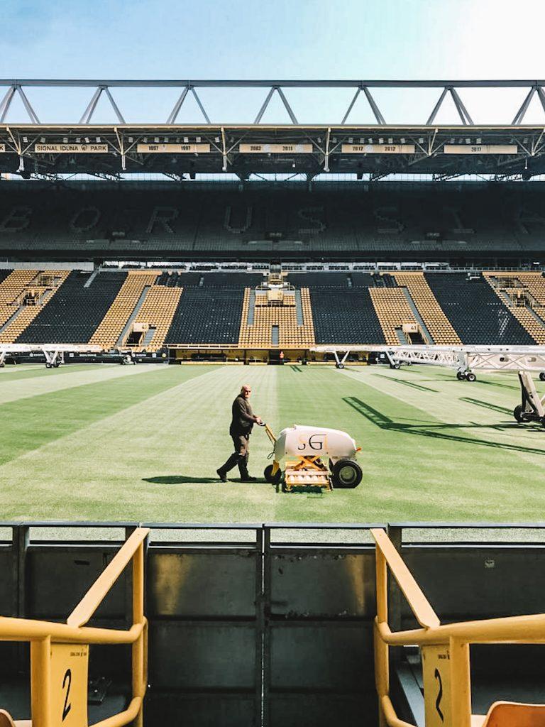 Dortmund Football Stadium