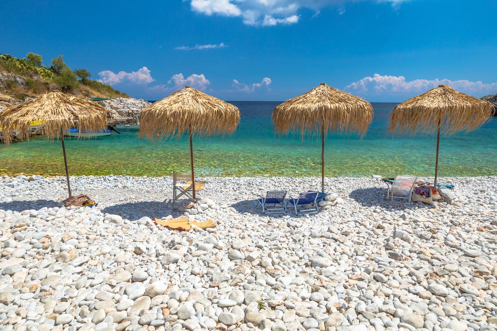Mani, Greece