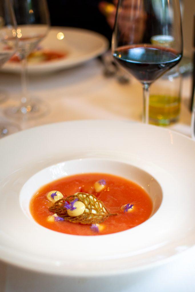 Soup at Restaurant Elkaar