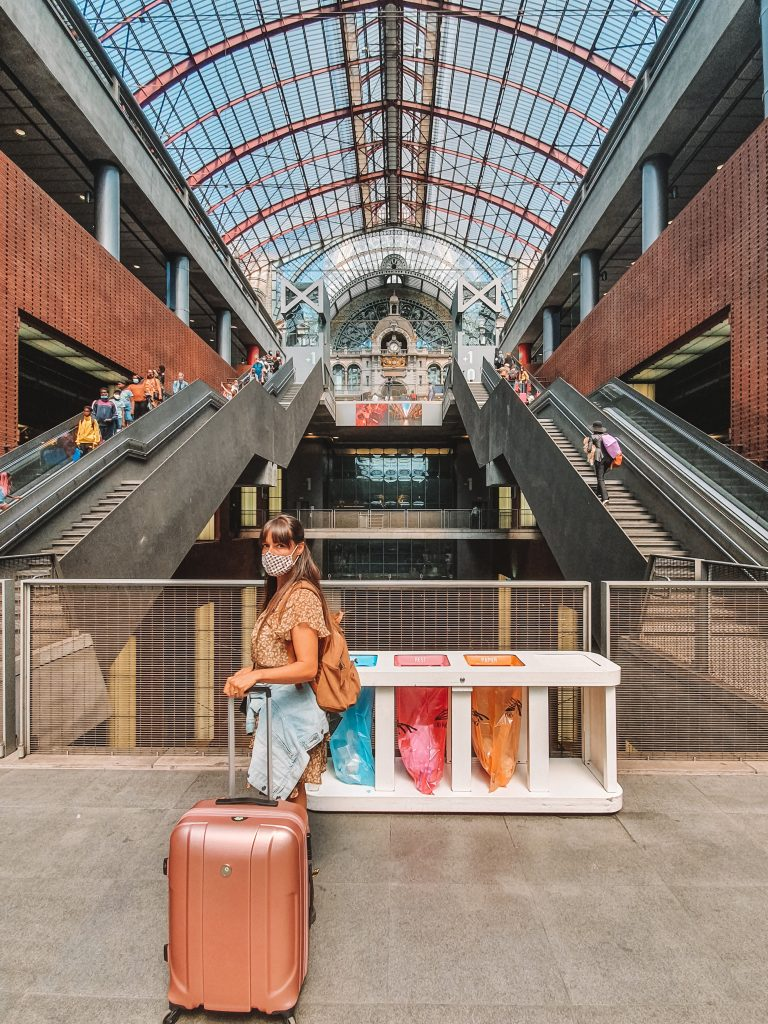 Sumatra suitcase Princess Traveller