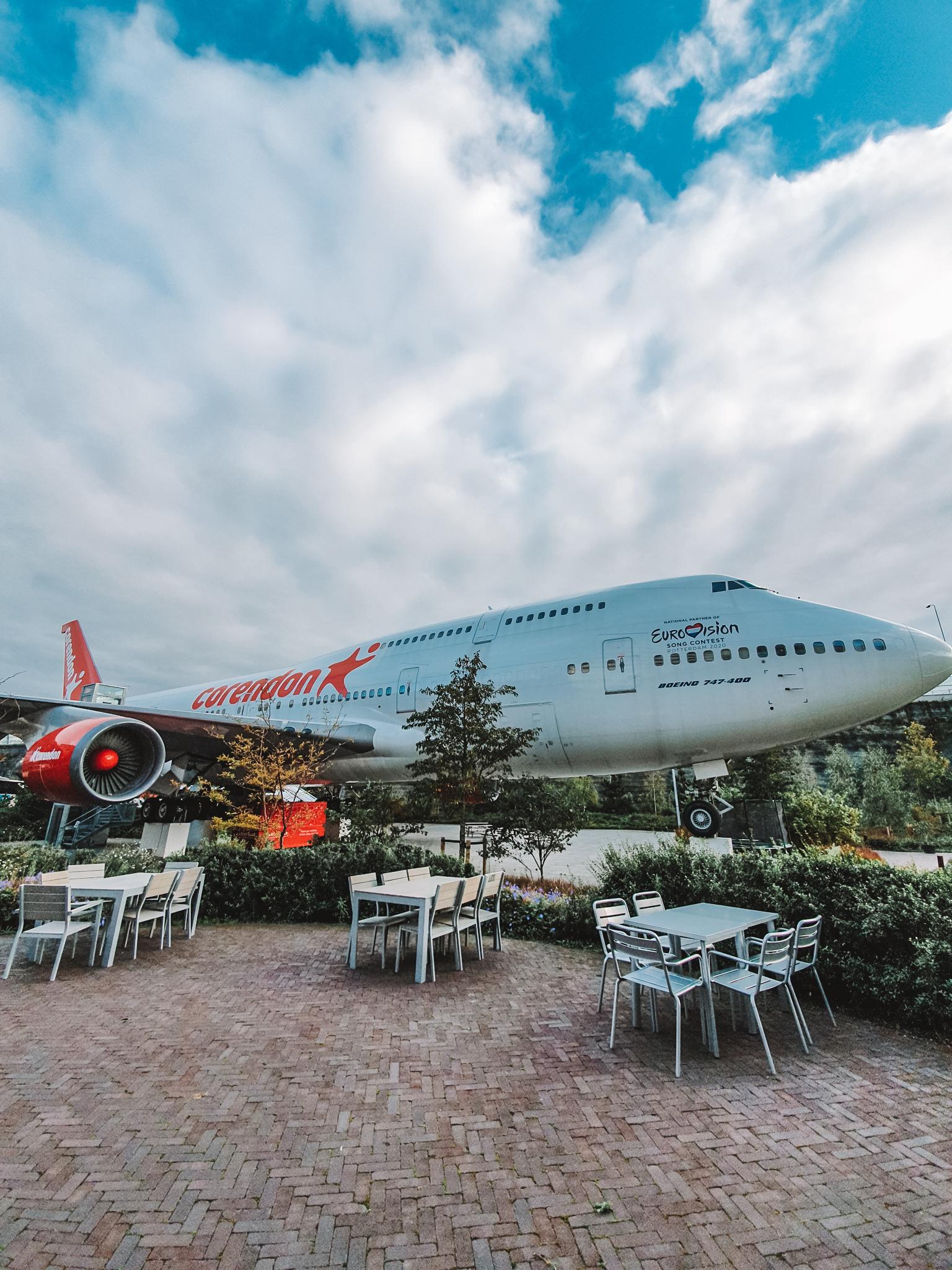 Boeing 747 Corendon